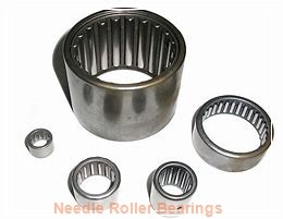30 mm x 35 mm x 27 mm  Koyo NRB K30X35X27H Needle Roller Bearings