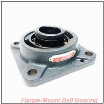 2.4375 in x 149.2 mm x 187.5 mm  Dodge F4B-SCM-207-HT Flange-Mount Ball Bearing