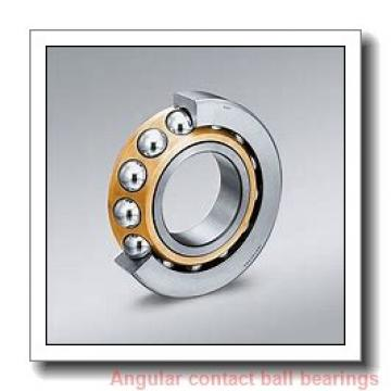 55 mm x 100 mm x 21 mm  NSK 7211 BWG Angular Contact Bearings