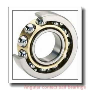 35 mm x 80 mm x 0.8268 in  NSK 7307 BWG Angular Contact Bearings