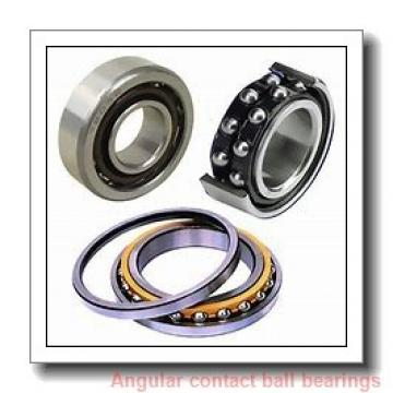 30 mm x 62 mm x 23,8 mm  FAG 3206-BD Angular Contact Bearings