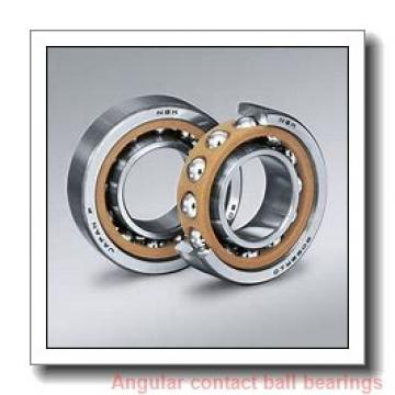 60 mm x 130 mm x 31 mm  Rollway 7312 BM Angular Contact Bearings