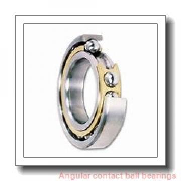 90 mm x 160 mm x 30 mm  NSK 7218 BYG Angular Contact Bearings