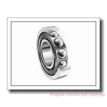 17.000 mm x 40.0000 mm x 12.00 mm  MRC 7203 Angular Contact Bearings