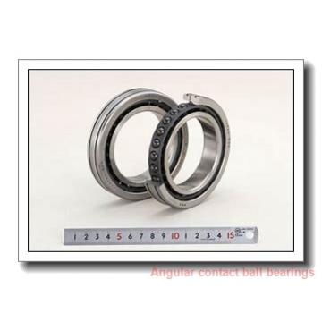 17 mm x 40 mm x 17,5 mm  FAG 3203-BD Angular Contact Bearings