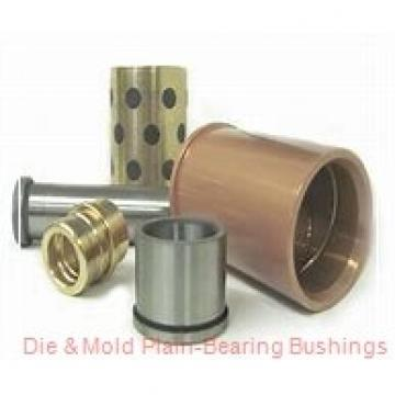 Garlock Bearings 0806DU Die & Mold Plain-Bearing Bushings