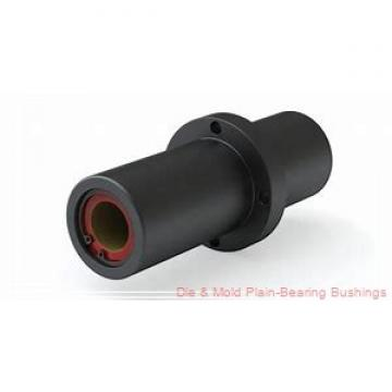 Bunting Bearings, LLC M0305BU Die & Mold Plain-Bearing Bushings