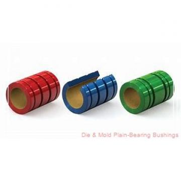 Bunting Bearings, LLC NF121618 Die & Mold Plain-Bearing Bushings