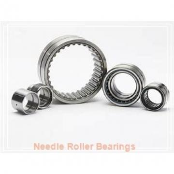 90 mm x 125 mm x 63 mm  INA NA6918-ZW Needle Roller Bearings