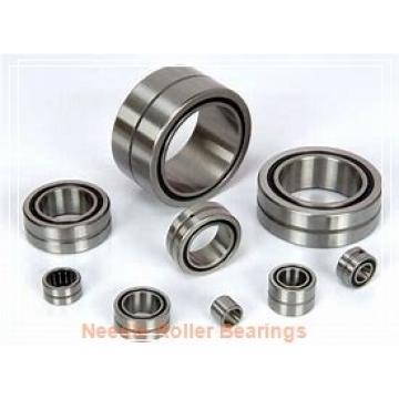 30 mm x 47 mm x 17 mm  INA NA4906 Needle Roller Bearings