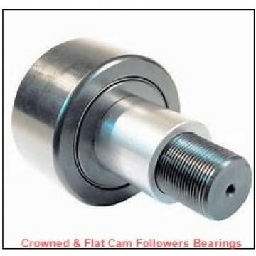 McGill CFE 1 SB CR Crowned & Flat Cam Followers Bearings