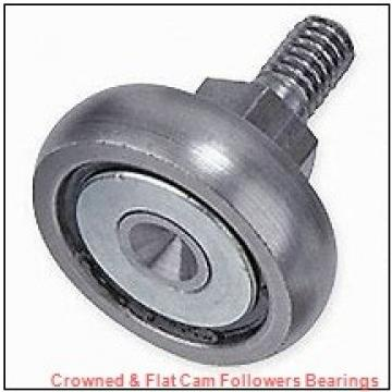 McGill MCFR 16 X Crowned & Flat Cam Followers Bearings
