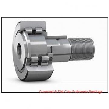 INA KRV52-X-PP Crowned & Flat Cam Followers Bearings