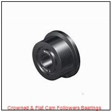 McGill MCF 90 Crowned & Flat Cam Followers Bearings