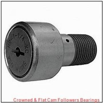 Osborn Load Runners PLR 3-1/4 Crowned & Flat Cam Followers Bearings
