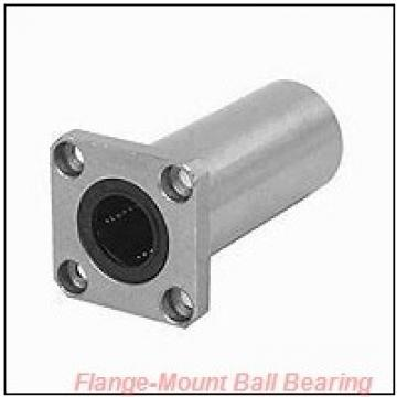 Dodge F2B-DLEZ-30M-PCR Flange-Mount Ball Bearing