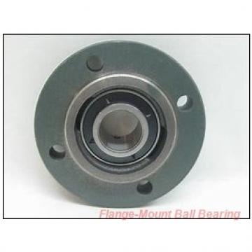 Sealmaster MSF-31 Flange-Mount Ball Bearing
