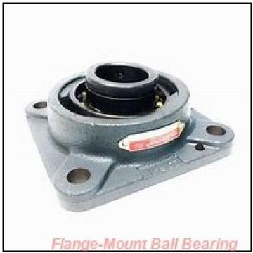 Dodge F2BSLX014 Flange-Mount Ball Bearing