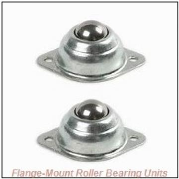 1-1/4 in x 4.0000 in x 5.2500 in  Dodge F4BK104RE Flange-Mount Roller Bearing Units