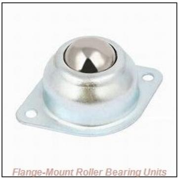 Dodge F4R-IP-203LE Flange-Mount Roller Bearing Units