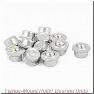 2-11/16 in x 7.9600 in x 13.0000 in  Dodge F4BSD211E Flange-Mount Roller Bearing Units