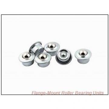 2-15/16 in x 5.3000 in x 8.7500 in  Dodge FCE215R Flange-Mount Roller Bearing Units