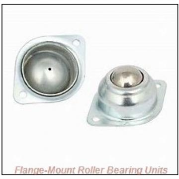 1-15/16 in x 4.0600 in x 10.0000 in  Dodge F4BSD115 Flange-Mount Roller Bearing Units