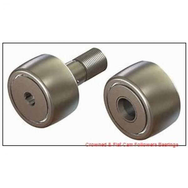 Smith BCR-1-7/8-XB Crowned & Flat Cam Followers Bearings #1 image